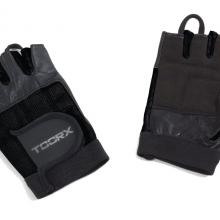 Γάντια (AHF-249) -L- SPANDEX - Μαύρα - TOORX