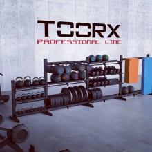 Βάση πενταπλή αποθήκευσης βαρών Toorx