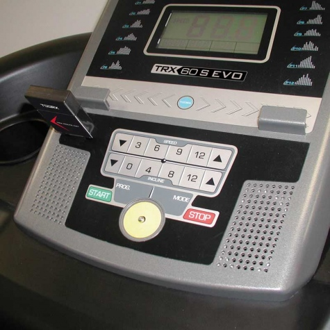 Διάδρομος Γυμναστικής με Λογισμικό Προπόνησης TRX 60S EVO