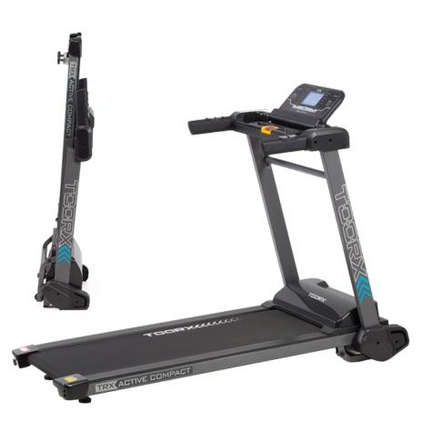 ηλεκτρικός διάδρομος γυμναστικής trx active compact toorx